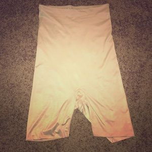 SPANX 1X Nude Great Condition